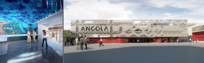 EXPO 2015 - ANGOLA - Food and Culture: Educate to Innovate