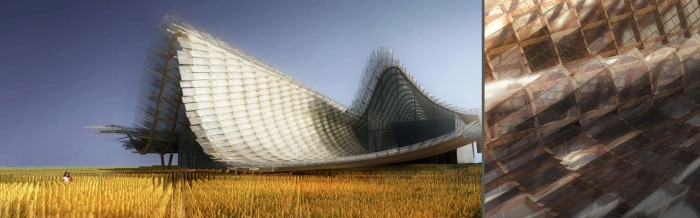 EXPO 2015 - CHINA - Wisdom, Feeding back the Nature