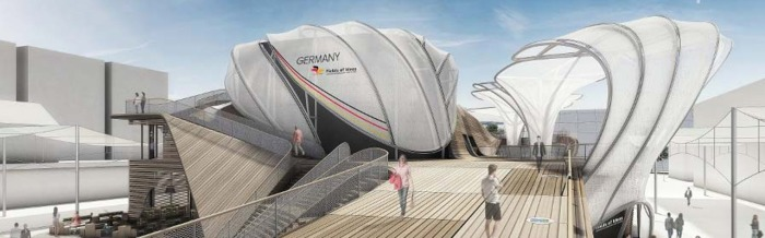 EXPO 2015 - GERMANY - Fields of Ideas