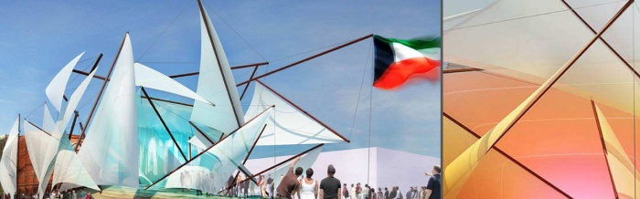 EXPO 2015 - KUWAIT - Challenge of Nature